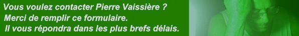 contact ce que Pierre C.J. Vaissière aurait pu écrire