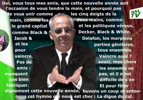 voeux unité gauche droite 2011