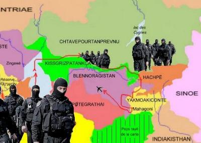 Un accord majeur en Asie centrale